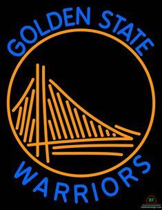 Golden State Warriors Neon Sign NBA Teams Light