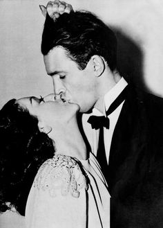 Rosalind Russell and Jimmy Stewart, 1940