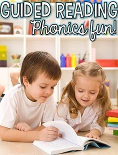 Guided Reading Phonics... great amount of activities with a lot of variety for small group instruction