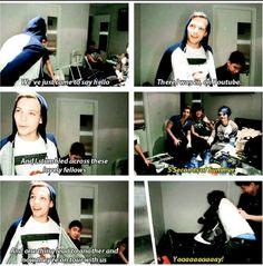 Thank you, Louis!