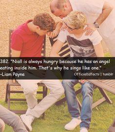 aww Liam:) ur so right