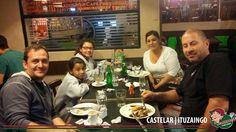 El lunes en Lo de Carlitos Castelar   Ituzaingo