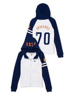 Syracuse Full-Zip Hoodie