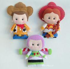 Toy Story - Molde Digital - Ao infinito e além! no Elo7 | Wal Artesanal (D0FBFC)