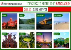 Cheap flights to Bangladesh: Get the cheapest deals on flights to Dhaka, Sylhet and Barisal with http://www.ticketstobangladesh.co.uk/hot-deals.aspx. Whether it's a one way or a round trip, guaranteed cheap & affordable price on all the hot deals.