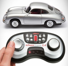 R/C Porsche 356 with Lights and Sound Effects £169