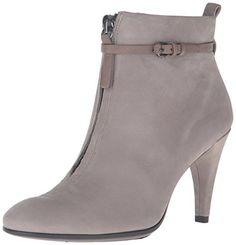 ECCO Women's Women's Shape 75 Sleek Ankle Boot, Warm Grey...