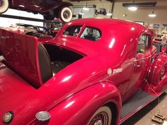 Image result for 1936 buick rumble seat coupe