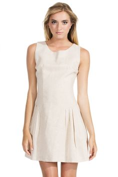 Relax on with this Sugarlips Casual Summer Dress, a cream with golden flakes dress featuring scoop neckline panels. Loose/flowy fit. Fully lined. Looks way cute with over sized shades and platform sandals! #MyLuluCloset #Sugarlips #Storenvy #Sales #Dresses