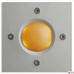 This square illuminated doorbell button is designed for custom projects. This doorbell button works with standard doorbell systems and can be customized to work with many low voltage applications such as call buttons, interactive displays, or as a component of a larger system.  Regular Price:$110.00  Sale Price $80.00