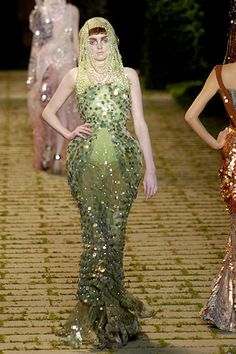 Christian Dior - Fall 2006 Couture