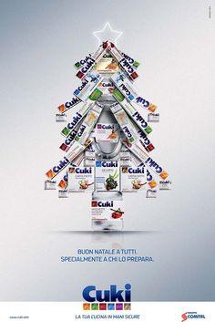Brand Cuki...Christmas advertising
