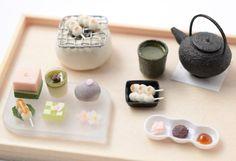 *ミニチュア定期教室・心斎橋【和食器】最終月* - *Nunu's HouseのミニチュアBlog* 1/12サイズのミニチュアの食べ物、雑貨などの制作blogです。