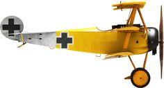 Fokker Dr.I Jasta 2 Boelcke