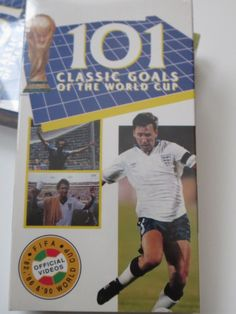 101 Classic Goals of the World Cup FIFA SOCCER NEW