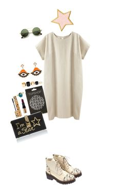 """But sometimes the stars seem closer than they should..."" by girlyskullsam ❤ liked on Polyvore featuring Topshop, Dolce&Gabbana, Anouki, Bobbi Brown Cosmetics, ZeroUV, Dsquared2, La Garçonne Moderne, Yves Saint Laurent, Andrea Fohrman and Stoney Clover Lane"
