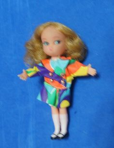 Vintage Dolly Darling with A RARE Outfit | eBay