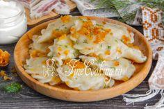 Вареники с картошкой - рецепт с фото