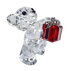 A gift for you Swarovski Kris Bear.  Swarovski Crystal Figurine.