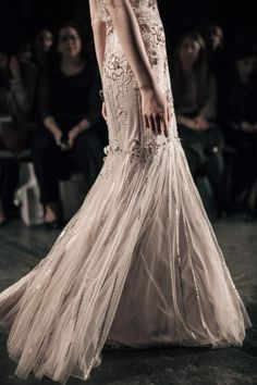 Jenny Packham Spring 2016 Bridal / Photo: The LANE