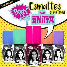 Anitta Lipsticks, Enamel