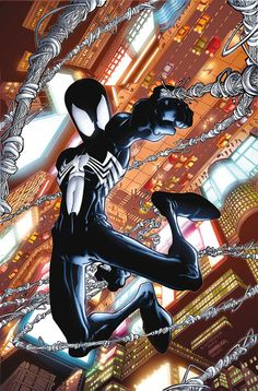 The Amazing Spider-Man by Pat Scherberger
