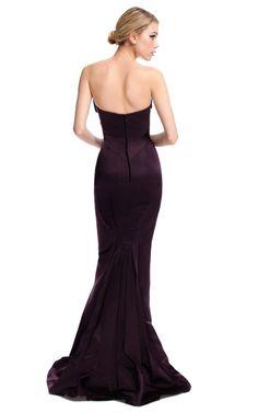 Bow Vestido de noche de Zac Posen para la preventa de Moda Operandi