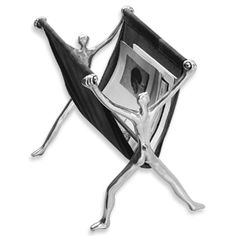 The Official Carrol Boyes Website. Homeware and accessories made from lead-free pewter and stainless steel. Magazine Holders, Magazine Racks, South African Artists, Africa Art, Great Wedding Gifts, Fine Furniture, African Furniture, African Design, Online Gifts