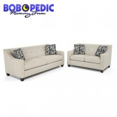 Colby Sofa & Loveseat