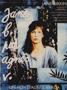 Jane B par Agnes V. - Agnès Varda