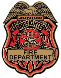 Fireman patch