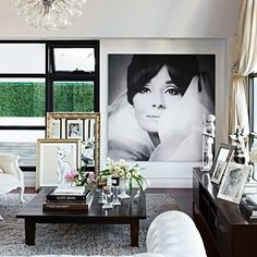 make a statement with art as big as your wall! #dramatic