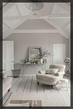 Salon, séjour, coin cocconning dans le grenier, les combles. clemaroundthecorner.com, blog déco