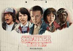 Resultado de imagen de eleven stranger things art