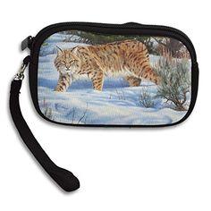 Snow Day Tiger Women's Zipper Small Wallet Purse Porte-monnaie Clutch Cards Holder Wallet Purse Business Card...   #instahub