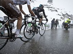 Team Sky | Pro Cycling | Photo Gallery | Scott Mitchell - Giro Stage 20 Gallery