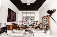 Um apartamento em Viena by Atelier Karasinski
