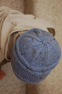 Emergency One Day Knitted Hat Pattern FREE