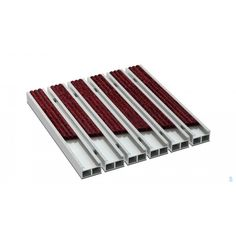 Wycieraczka aluminiowa alumata ALFA Standard 12 mm wkład tekstylny Tableware, Dinnerware, Tablewares, Dishes, Place Settings