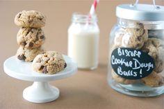 Biscoff Cookie Dough Balls
