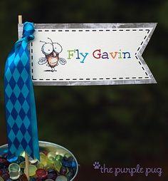 fly guy flag