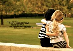 friends should be cherished