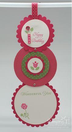 Telescope Card - Happy Birthday