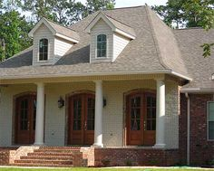 Flexible House Plan with Options - 11707HZ | Acadian, Southern, Traditional, Metric, Photo Gallery, 1st Floor Master Suite, CAD Available, PDF, Split Bedrooms, Corner Lot | Architectural Designs