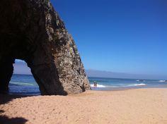 Praia da Adraga-Guincho, Cascais Portugal @Ana G. Neves