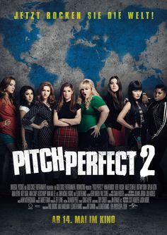 Pitch Perfect 2 - Elizabeth Banks - Anna Kendrick - Universal - kulturmaterial