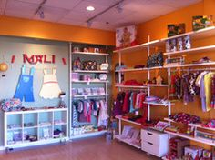 One of a kind MALI Children's Boutique has an exceptional selection for the little ones