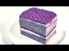 Cookie Recipes, Dessert Recipes, Healthy Cupcakes, Thai Dessert, Different Cakes, Chiffon Cake, Asian Desserts, Clay Food, Bakery Cakes