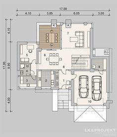 Dream House Plans, House Floor Plans, Small Modern House Plans, Classic House Exterior, House Design Pictures, House Construction Plan, Architectural Design House Plans, House Furniture Design, Apartment Floor Plans