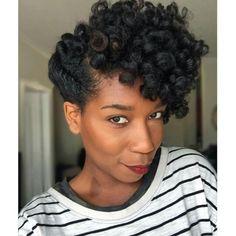 Curls on top Napturals